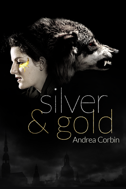 Silver and Gold by Andrea Corbin